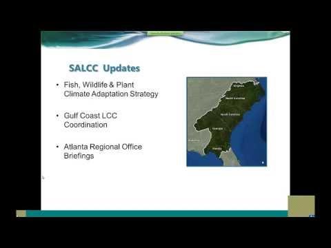 Third Thursday Web Forum: South Atlantic LCC indicator models (6-20-13)
