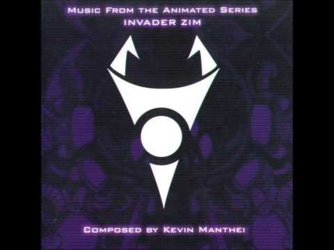 """Invader Zim OST - Suite from """"The Nightmare Begins"""""""