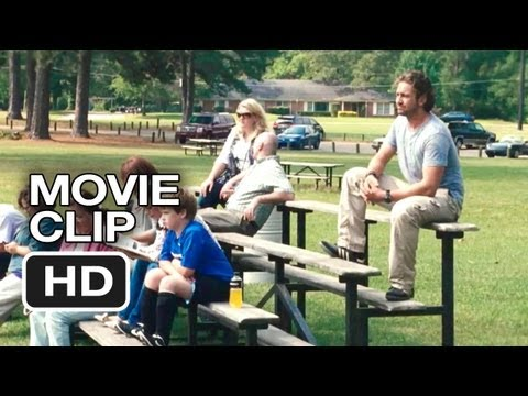 Playing for Keeps Movie   Teaching How To Shoot 2012  Gerard Butler Movie HD