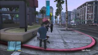 Gta 5 Party Punch Amazing!!!!!