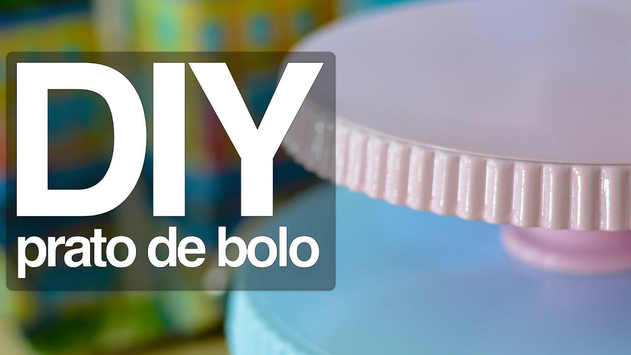 DIY : : Suporte para bolo e doces   #347897 1920x1080