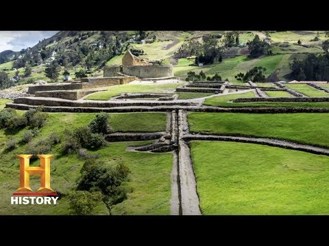 Ancient Aliens: Inca Roads (S8, E1) | History
