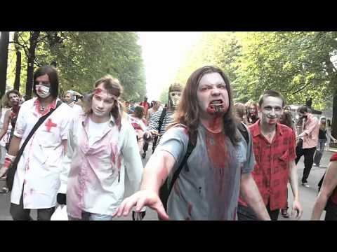 Зомби Моб 2 Санкт-Петербург - Тмная Аллея