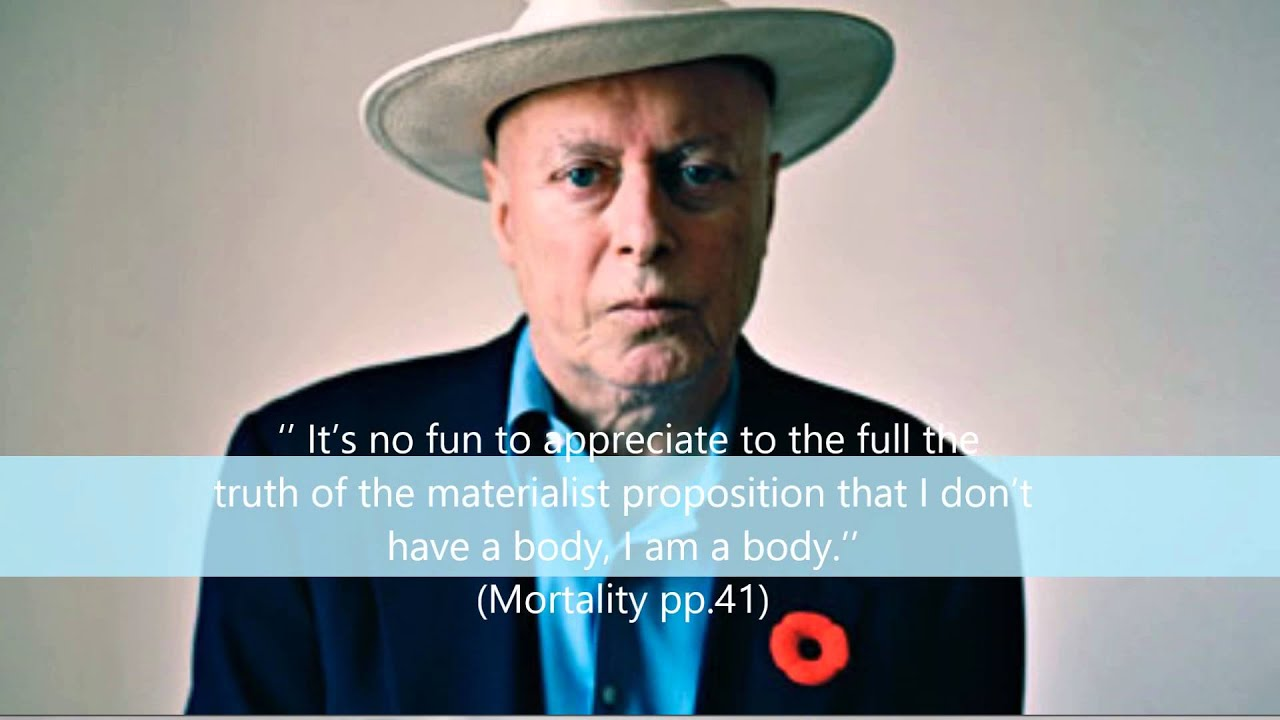 Christopher Hitchens has last word with Mortality: Review | Toronto ...