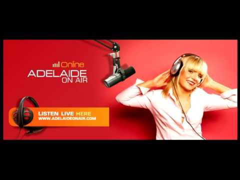 "Adelaide on Air Radio Station features ""Back To Back"""