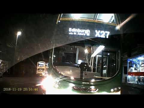 lothian coutry busses 19/11/18 2214