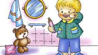 Зачем мы чистим зубы? Рассказываем детям зачем люди чистят зубы.(Если хотите, чтобы зубы были здоровыми, то нужно их чистить каждый день. В этом видео детям рассказывается..., 2016-10-04T11:18:55.000Z)