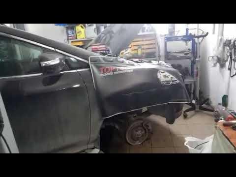 Замена цепи ГРМ Mazda CX-7 2.3л