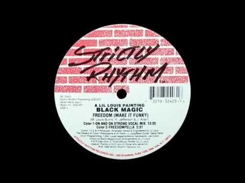 Black Magic - Freedom (Make It Funky) (Color 1-On And On Strong Vocal Mix)