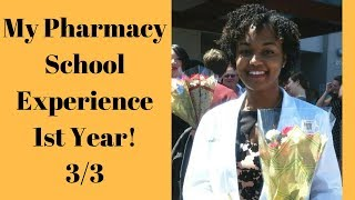 My Pharmacy School Experience 1st year! 3/3