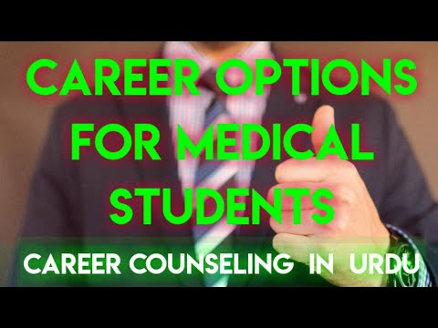 Best career options for medical
