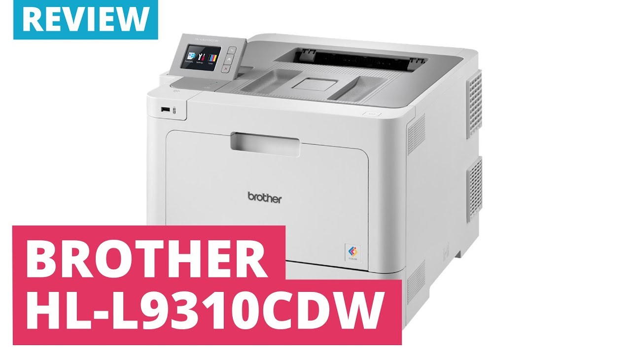 BROTHER HL-L9310CDW DRIVERS FOR PC