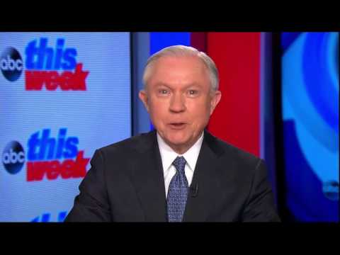 Jeff Session Illegal Immigration Stance on This Week - Dreamers can be Deported