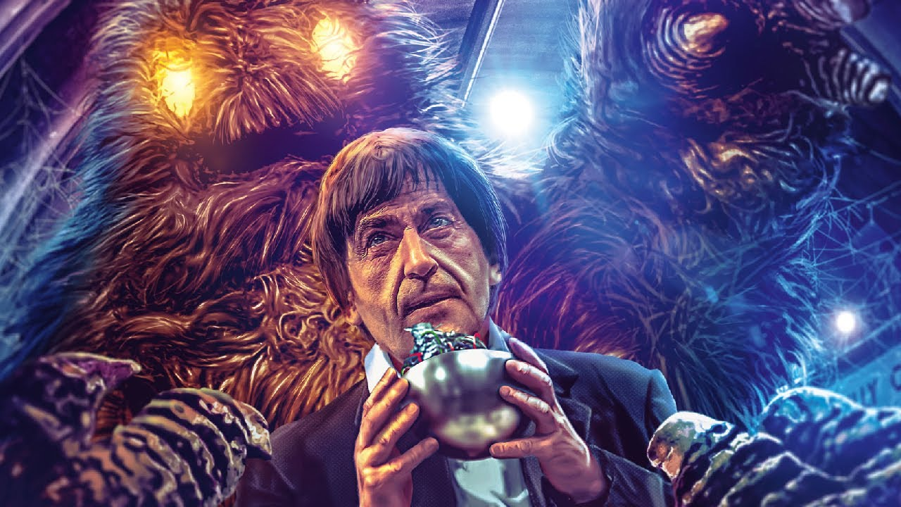 FIRST LOOK: The Second Doctor in Colour! | The Web of Fear | Doctor Who