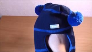 Детская зимняя шапочка-шлем Дракон ТМ Beezy Украина(, 2015-10-11T09:49:07.000Z)