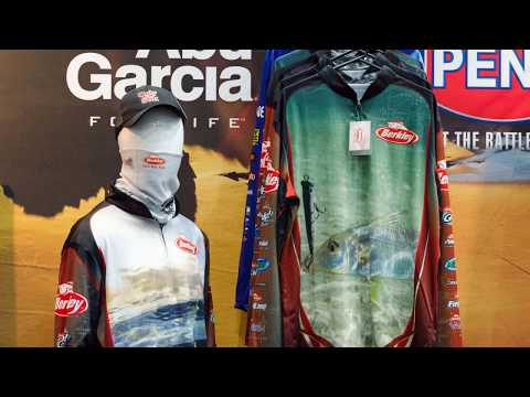 Fishing Apparel Range Berkley, Penn And Abu Garcia