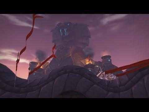Vol'dun  Full Playthrough - Battle for Azeroth Alpha