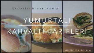 Yumurtalı Kahvaltı Tarifleri | DİYET TARİFLER