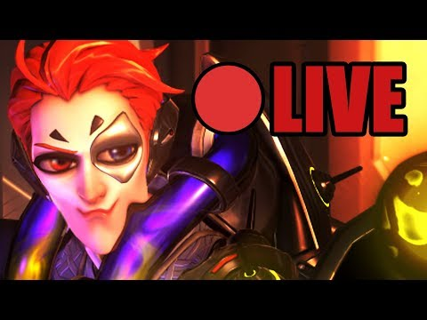 Overwatch's new character! Stream! :D (11/16)