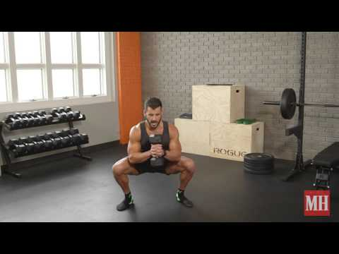 The Squat Press Exercise