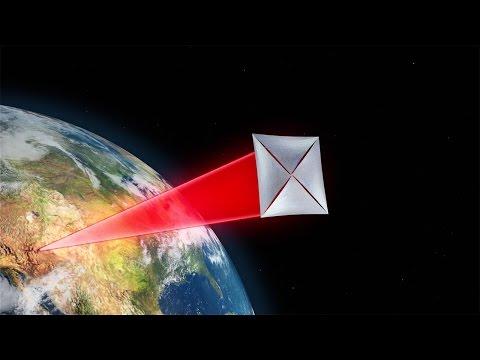 Breakthrough Starshot - Nanocraft to Alpha Centauri