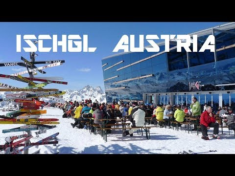 Best Ski Resort In Europe - Ischgl, Austria