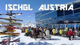 Ski Austria - Best ski resort in Europe - Ischgl, Austria