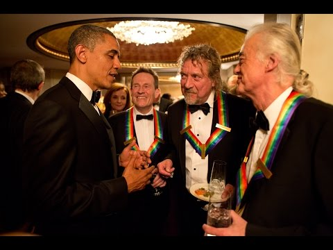 LED ZEPPELIN the kennedy center honors