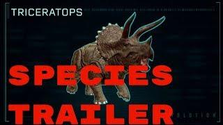 JURASSIC PARK EVOLUTION SPECIES TRAILER - PS4/PC/XBOX ONE 2018