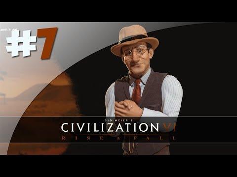 Ecosse - #7 Civilization VI, Rise and Fall