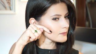 Cum se face Conturarea fetei cu pudra | Amalia Draghici