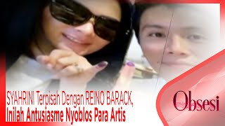 Download Video SYAHRINI Terpisah Dengan REINO BARACK, Inilah Antusiasme Nyoblos Para Artis – OBSESI 18/4 MP3 3GP MP4