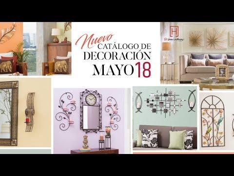 Catlogo de Decoracin Mayo 2015 de Home Interiors de M ...