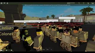 Roblox British Army Marcuses upcoming update Announcement