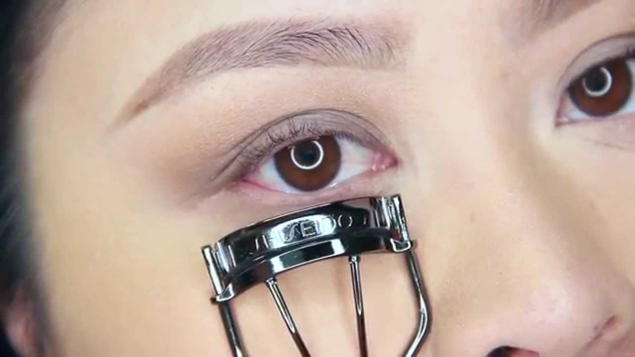 Shiseido Eyelash Curler Youtube