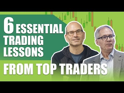 6 Essential Trading Lessons From Top Traders You Need To Learn
