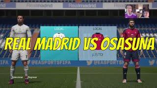 real madrid vs osasuna en directo   mejores goles