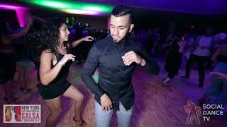 Ernesto & Yoselyn - Salsa Social Dancing | New York International Salsa Congress 2018