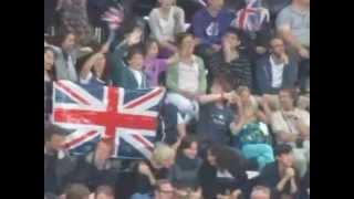 My Olympic Summer: London 2012