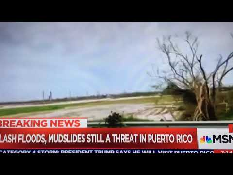 Breadlines in the US: Maria-flooded Puerto Rico may run out of food