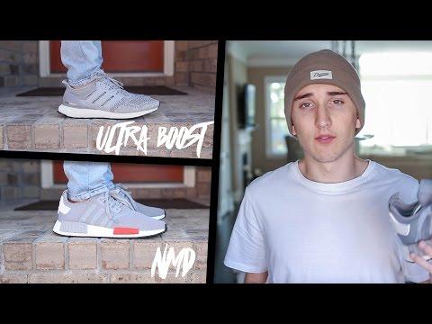 Adidas NMD vs. Ultra Boost