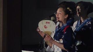 東京音頭 日本民謡同好会 第55回 南御堂盆おどり 2日目 17.08.28