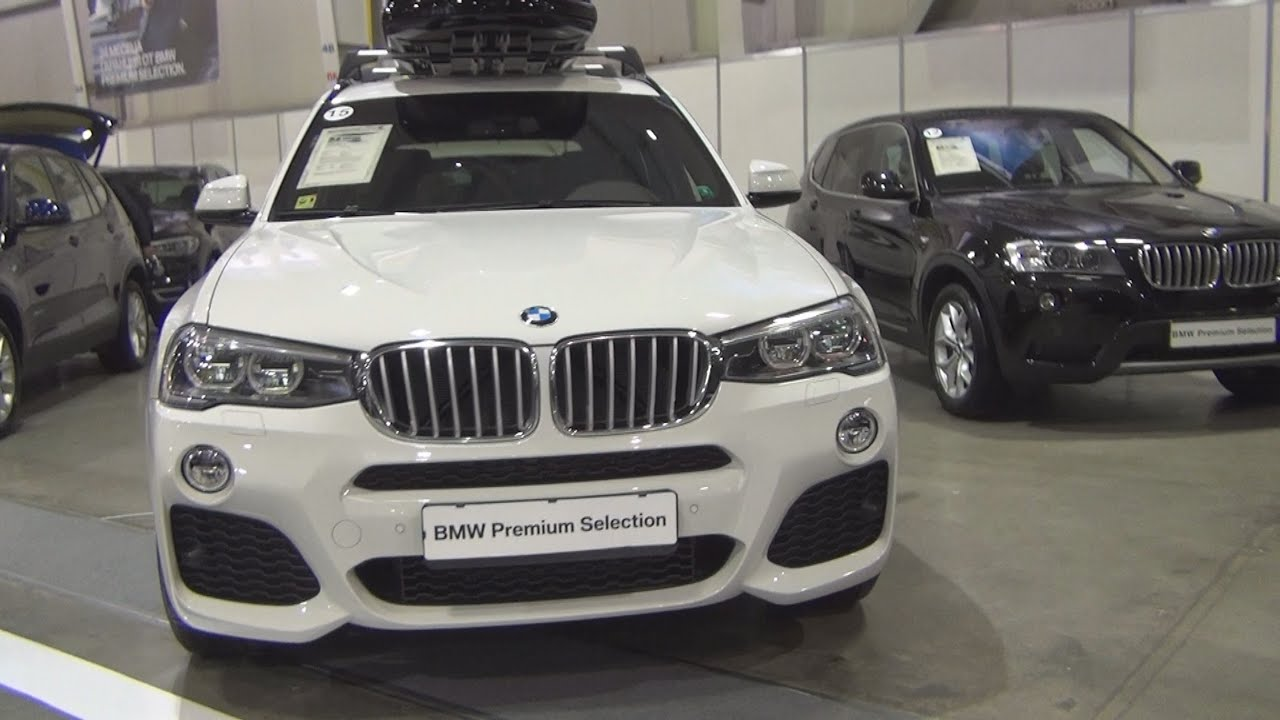 bmw x3 xdrive 30d 2015 exterior and interior in 3d youtube. Black Bedroom Furniture Sets. Home Design Ideas