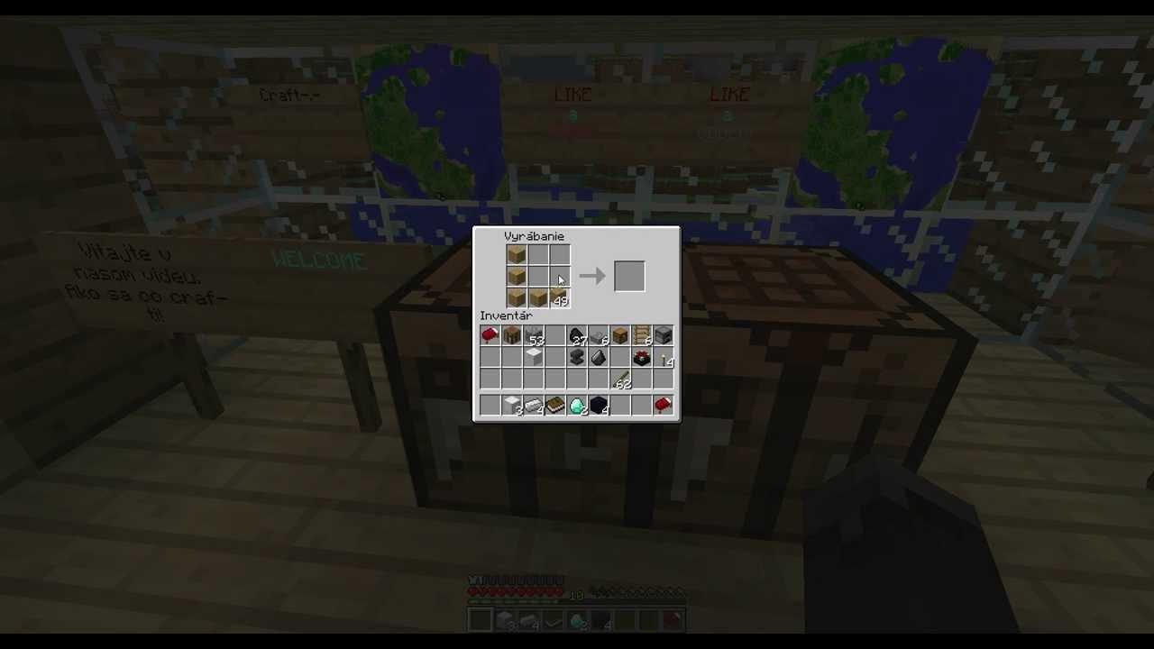 Ako hra Minecraft Minecraft