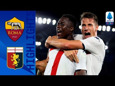 Roma 3-3 Genoa | Six-goal thriller at the Stadio Olympico! | Serie A