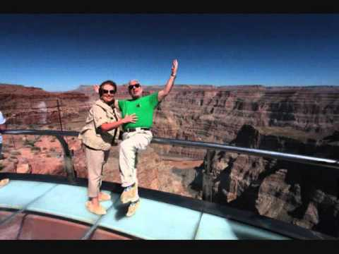 how to get to grand canyon skywalk from las vegas