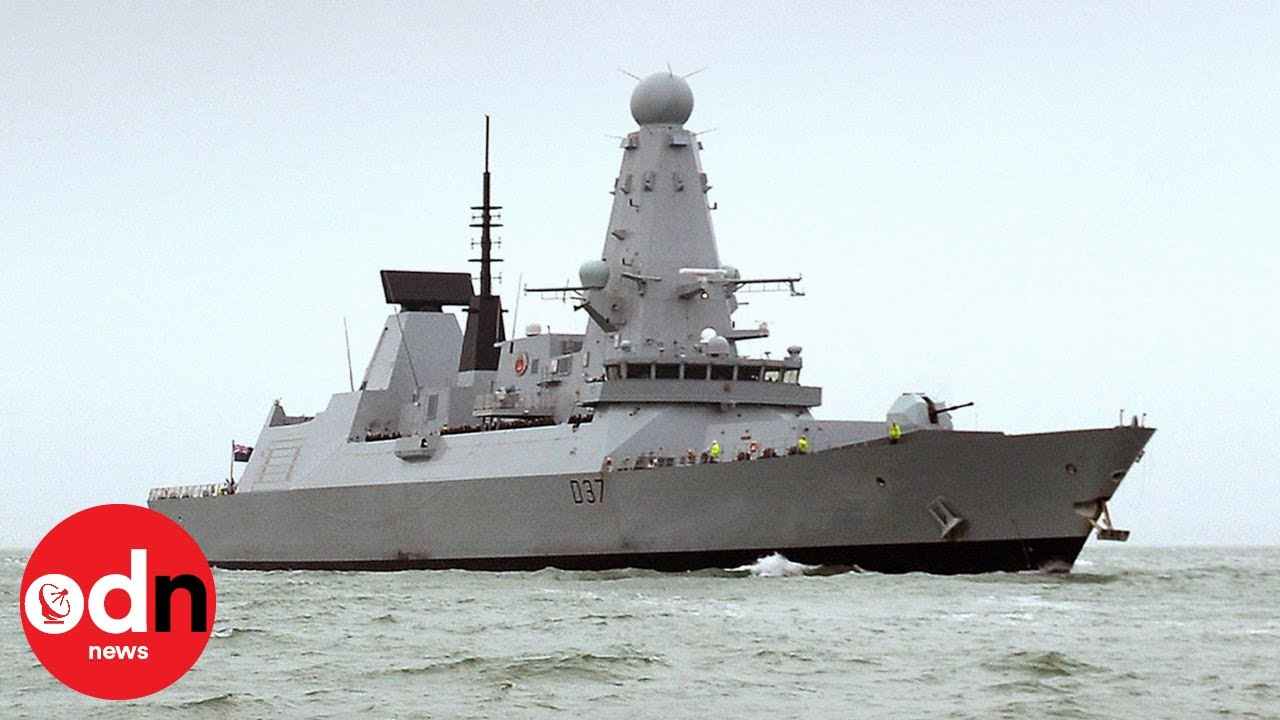 Dramatic Audio Reveals Standoff Between Iranian and British Naval Forces