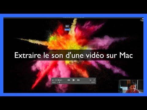 Astuce Mac : Extraire le son d'une vidéo