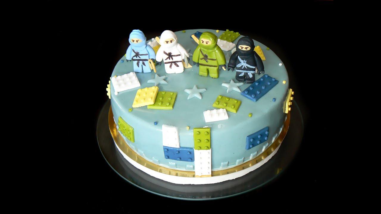 Лего как сделать торты 850