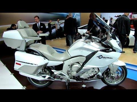 2018 BMW K1600GTL Supertour Transverse Six Review